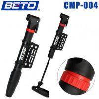 CMP-004 BETO 单冲程摇摆头塑胶迷你型打气筒164g