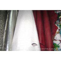 厂家生产高档真皮面料 服装羊皮革 水洗羊皮 质量保证