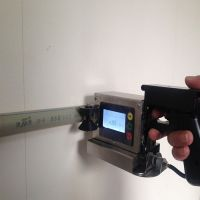 盐城金文手持高解析新款喷码机打码机F130