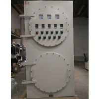 新款BXM(D)防爆配电箱厂家直销 IIC级钢板防爆配电箱定做