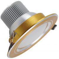 好恒照明专业生产LED18w贴片筒灯 天花灯 射灯