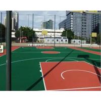 丙烯酸各类运动场地坪工程专业承包 施工