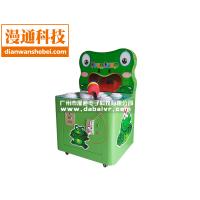 儿童敲击类游戏机打青蛙打地鼠游戏机儿童彩票游戏机儿童电玩游乐设备厂家