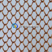 供应典雅气质非凡 个性高档金属装饰网 K型金属网帘