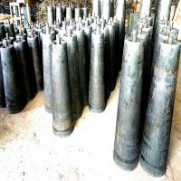 锥形托辊 输送机配件 皮带机托辊 产地货源 钢