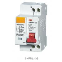供应上海尚自SHPNL-32系列小型漏电保护断路器 厂家直销