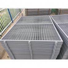 鱼塘护栏网厂家 湖南框架护栏网 围栏网订购