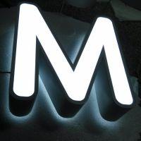 博星字业 精品平面发光字定做亚克力发光字 led广告招牌发光字2