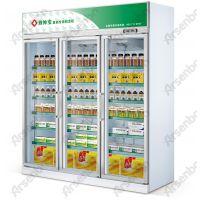 雅绅宝药品阴凉保鲜柜多少钱 三门医药柜 风冷保鲜药品展示柜 厂家直销