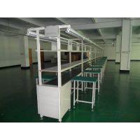 龙岗流水线工作台 生产线 皮带输送机 水帘柜 喷油拉 烘干线 组装线
