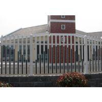 旺谦制造 PVC插条围栏 塑钢围墙栅栏 内衬钢管塑料护栏