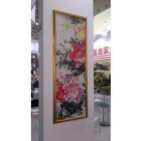 3D瓷砖艺术背景墙打印 树脂薄板uv彩印图案加工