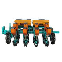 众荣2BMZ-4Q牵引免耕精密指夹式播种机