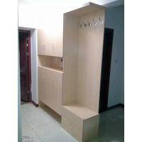 烟台瑞馨家具定制高端大气纯实木鞋柜、质优价廉、放心省心