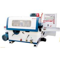 北京双面刨多片锯一体机设备厂家、木工高效率双面刨锯机、双面刨多片锯一体机