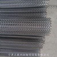 宁津正捷网链公司长期生产不锈钢网带 食品链条式网带 工业输送网带