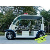 博世达BSD6042P1 四轮4座电动巡逻车 社区电动巡查车 可加装前后保险杠