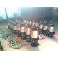 供应排污泵厂家100WQ100-35-18.5KW 污泥泵 潜水污水泵 4寸排污泵