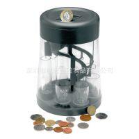 电子清分机 硬币分类器 分币机 电子存钱罐, 电子计数存钱罐