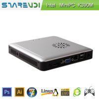 正品出售华科云瘦客户机K390m 带USB3.0迷你电脑小主机厂家批发