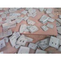 JS500型 JS750型混凝土搅拌机 叶片 侧叶片