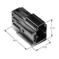 现货优质供应正品原装进口KET防水连接器/接插件mg620558-5