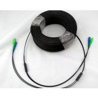 供应SC/APC -SC/APC电信级光纤皮线跳线30米大方头 光纤跳线长度可定制 厂家直销