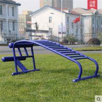 广场健身器材厂家健身器单人腹肌板广州户外健身器材小区健身器材剑桥优质钢管