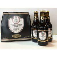 夜场德国威赛迩啤酒,250ml瓶装德国啤酒招商代理批发加盟