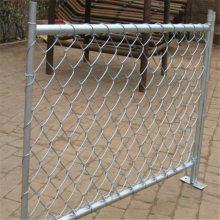 旺来勾花围栏网 养殖用围栏 勾花护坡网