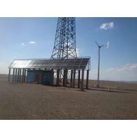 兰州、酒泉阿克塞20kw金太阳示范项目,太阳能气象站