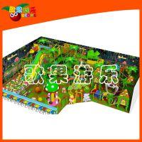 小型室内儿童乐园加盟价格 儿童淘气堡加盟费 上海淘气堡厂家 歌果游乐 PVC