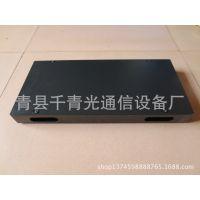【厂家直销】12口SC机架式终端盒、用户终端盒、光纤终端盒、