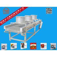 潍坊知名厂家生产包装食用菌袋子风干线【包装袋风干机】