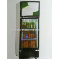 商用超市冷品陈列柜 立式柜,冷藏饮料展示柜 厂家直销