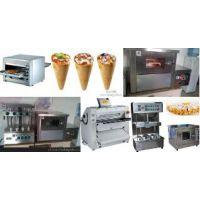 新型海螺披萨机器 意式卷筒披萨 披萨烤箱设备 披萨机器厂家直销