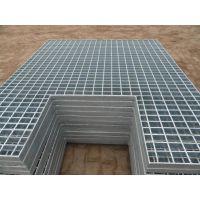 北京金坤钢格板G303/40/100热镀锌钢格栅板踏步板沟盖板