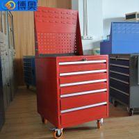 杭州厂家直销5抽工具车,抽屉工具车,维修工具车 有现货,可订做