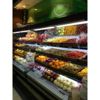 百果园指定展示柜 水果保鲜柜 水果风幕柜 水果冷藏柜