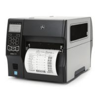 苏州Zebra斑马ZT420工商用不干胶条码打印机