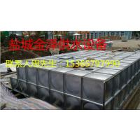 张家口地埋式箱泵一体化恒压供水设备 金泽厂家