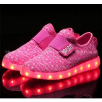 New Fashion LED Casual Shoe with USB Charging