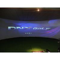 供应韩国室内模拟高尔夫 室内高尔夫模拟器设备