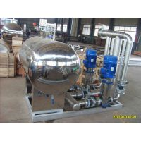 西安消防用箱泵无负压一体化水泵水箱 系统差量补偿式箱式无负压供水设备 RJ-R27