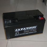 东洋蓄电池12V38AH参数及型号