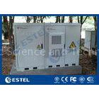 Thermal Insulation Base Station Cabinet With Two Air Condtiioner / Direct Ventilation System
