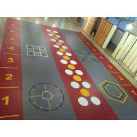 星润健身房私教室定制地胶360功能训练室专用多功能塑胶pvc运动地板