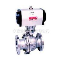 供应Q641F-16P 气动不锈钢球阀18267796858