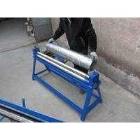 铁皮保温卷圆机(铁皮保温卷筒机)卷管机、卷板机; 主要用于铁皮、铝皮、铜板、不锈钢板等金属板材的卷筒