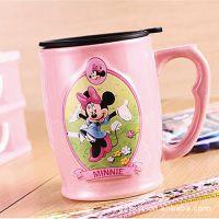 批发迪士尼Disney杯子 迪斯尼卡通杯 网店货源